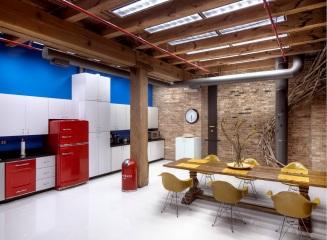 red-fridge-washer-office
