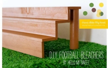 diy-football-bleachers-football-party